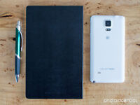 samsung note 4 box