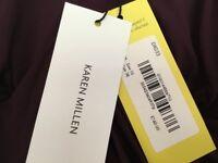 Karen Millen cocktail dress size UK10 new