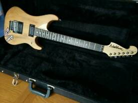 Washburn N4 Vintage 2.0 Custom Shop Nuno Bettencourt Guitar