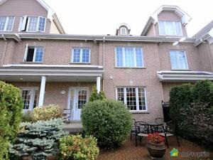 409 000$ - Maison en rangée / de ville à vendre à Saint-Laure West Island Greater Montréal image 1