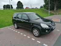 Honda, CR-V, Estate, 2007, Manual, 1998 (cc), 5 doors