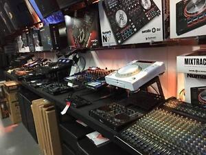 DJ - MATERIEL AUDIO PRO & EQUIPEMENT DJ !! REDONE MUSIQUE - MEILLEURS PRIX AU CANADA