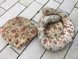 Free sofa cushions