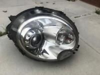 Mini Cooper s r56 Xenon headlight