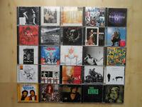 JOB LOT OF 50 MUSIC CD'S VARIOUS ARTISTS