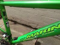 """Marin 26"""" Hardtail Mountain Bike"""