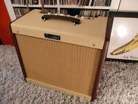 "Fender blues junior ""limited"" edition"