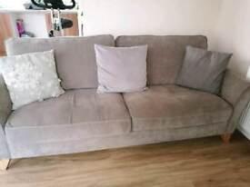 Debenhams sofa FREE DELIVERY TOO!