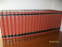 20 Volume Merit Student Encyclopedia with year books 1981-1991 in excellent condition