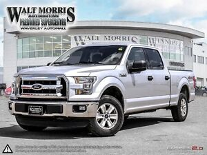 2016 Ford F-150 XLT - SUPERCREW, REAR VIEW CAMERA, TOW PKG