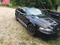 2002 Ford Mustang willing to trade