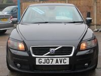 VOLVO C30 D5 SE LUX 3DR GTONIC 2.4 3-DOOR COUPE IN BLACK