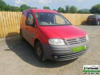 08 Vw caddy 1.9Tdi PARTS ***BREAKING ONLY SPARES JM AUTOSPARES