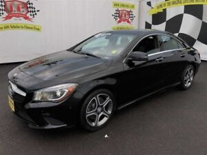 2015 Mercedes-Benz CLA-Class 250, Navigation, Leather, AWD, 48,