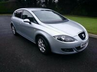 2008 SEAT LEON 1.9 TDI STYLANCE... FINANCE THIS CAR FROM £22 PER WEEK...MINT CONDITION...