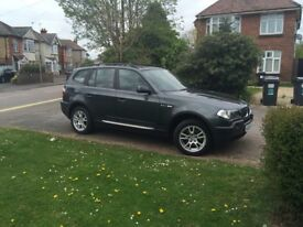 BMW X3 2.0 Diesel, Good condition long Mot
