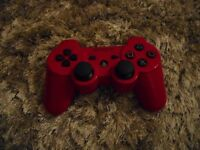 sony red wireless controller