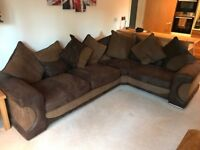 Large Very Comfortable Sofa