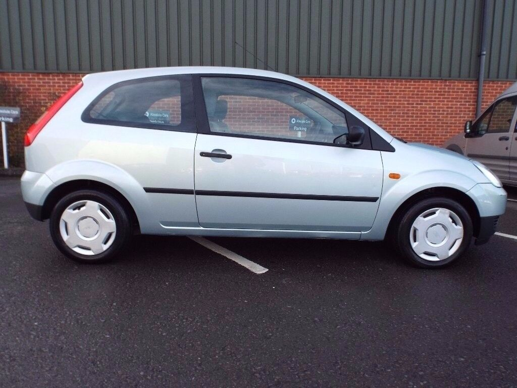2003 Ford Fiesta 1.2 Manual 3Doors With 12 Month MOT PX Wecome