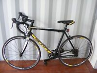 CAN DELIVER - SCOTT SPEEDSTER ROAD BIKE RACING BIKE IN VERY GOOD CONDITION