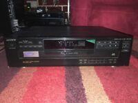 Sony CDP-C245 5 CD Multichanger