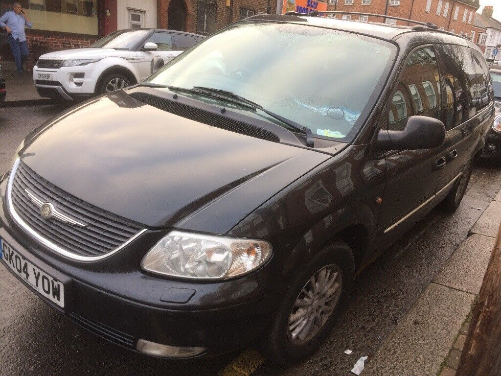 Chrysler grand voyager 2.5 diesel manual 2004 Black bit coin EOS and  etherium accepted as payment