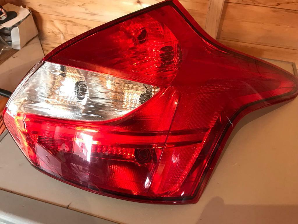Offside Rear Light Cluster Ford Focus Mk