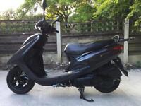 Yamaha xc 125e vity