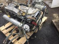 Land rover discovery td5 engine