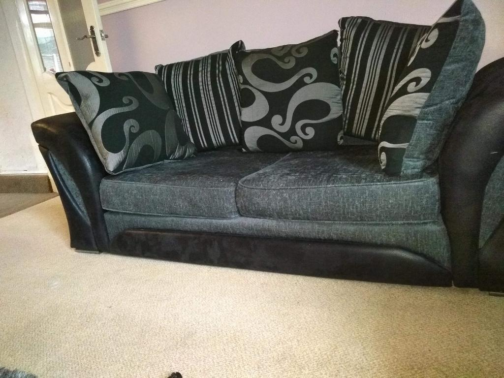 2 and 3 sofas