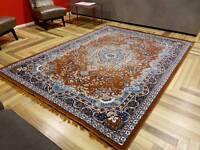 Large mahal style rug