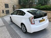 PCO Car Rental / Hire Toyota Prius or rent Honda Insight starting from just £100 per week