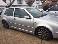 Volkswagen Golf Mk 4 1.8 GTI- SPARES AND PARTS £200