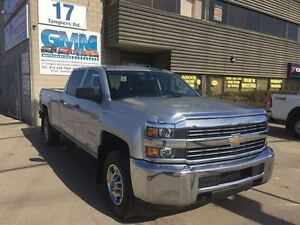 2015 Chevrolet Silverado 2500 LT Crew Cab Long Box 4X4 Gas