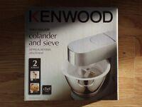 Kenwood Chef/Major sieve attachment