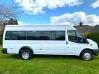 Ford Transit 2.2 TDCI 135 T430 2013 EL Minibus