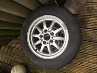 BMW alloy wheel 15''