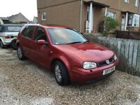VW Golf GTI 1.8t spares/repairs OVNO