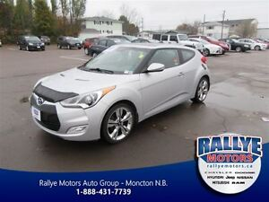 2014 Hyundai Veloster Tech! EXT Warranty! Back-Up! Alloy! Nav! H