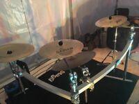 Pearl Drum Rack (4x boom arm Mounts)