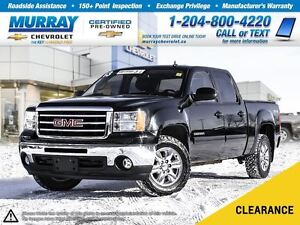 2013 GMC Sierra 1500 SLT *Remote Start, Rear View Camera*