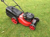 Alko Self Propelled Petrol lawnmower