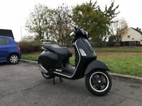 Vespa 125/300 engine mot 1499£