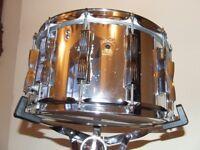 Snare drum Ludwig Coliseum