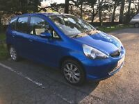 Honda Jazz, Blue, Excellent condition, 2 Owners, FHSH,