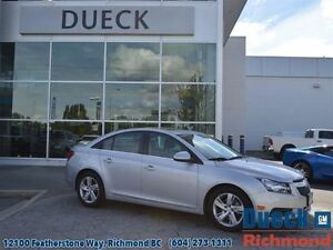 2014 Chevrolet Cruze Diesel  Sunroof - Heated Seats