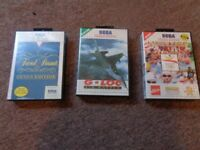 Master systems games
