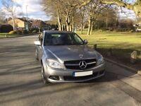 Mercedes-Benz C Class 2.1 C200 CDI SE 4dr Automatic