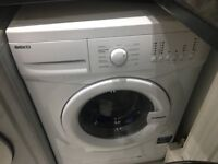 White beko washing machine larkhall south lanarkshire