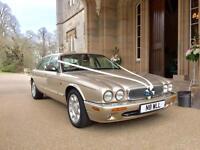 Daimler Wedding Car Hire (Jaguar, Classic, Chauffeur Driven, Prom)